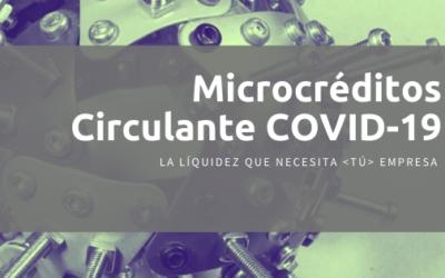 La Junta aprueba la continuidad en la vigencia y modificación de la línea de Microcréditos Circulante Covid-19